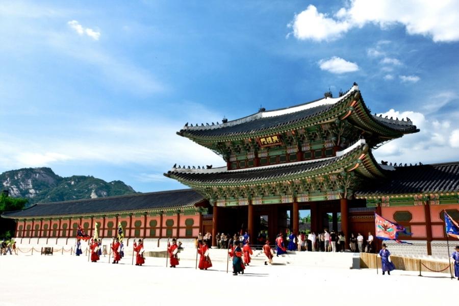 Gyeongbokgung Cảnh Phúc Cung