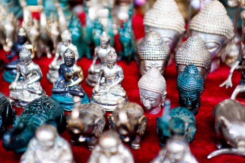 Trang sức bạc tại làng nghề truyền thống Celuk