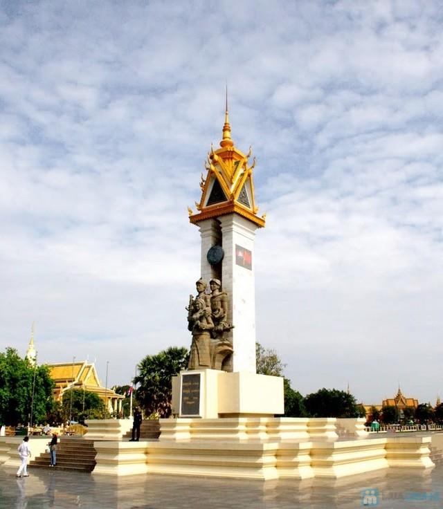 Đài tưởng niệm quân tình nguyện Việt Nam