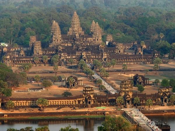 Khu Đền Angkor Wat