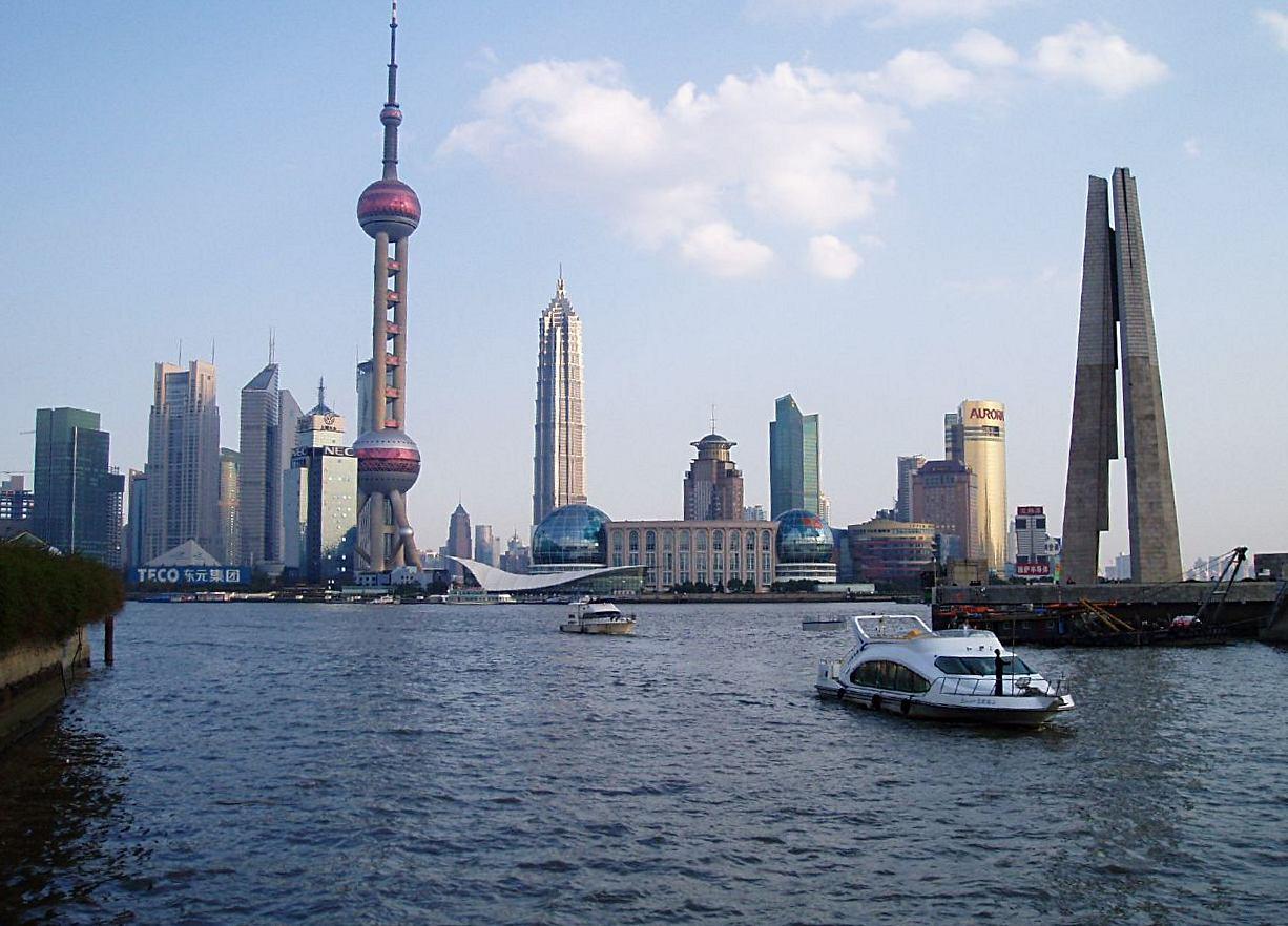 Kết quả hình ảnh cho tháp truyền hình Đông Phương Minh Châu