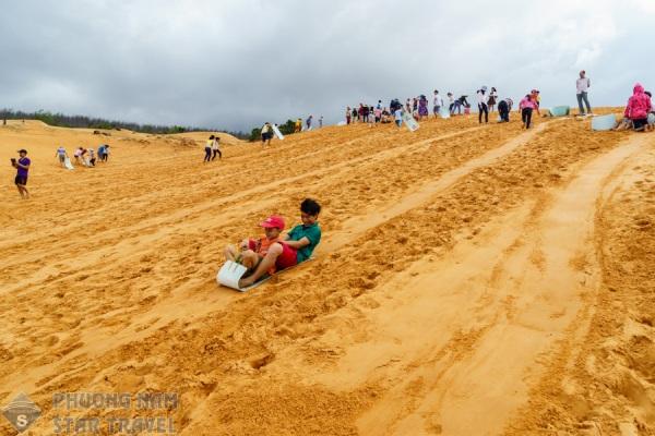 Đồi cát Phan Thiết