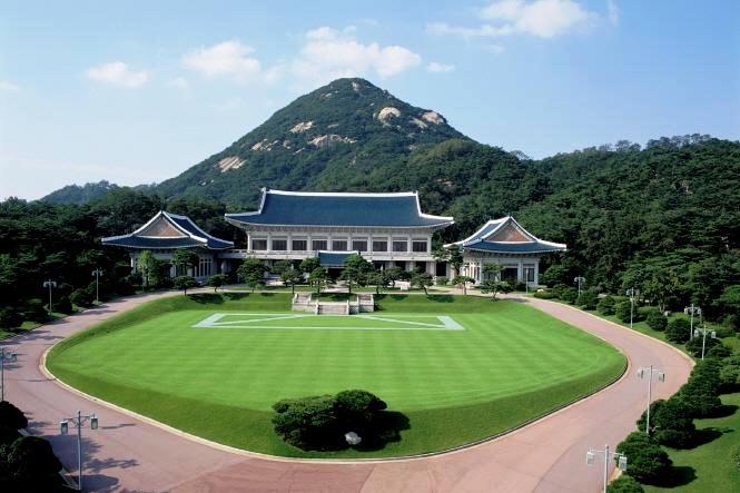 Dinh Tổng thống Hàn Quốc
