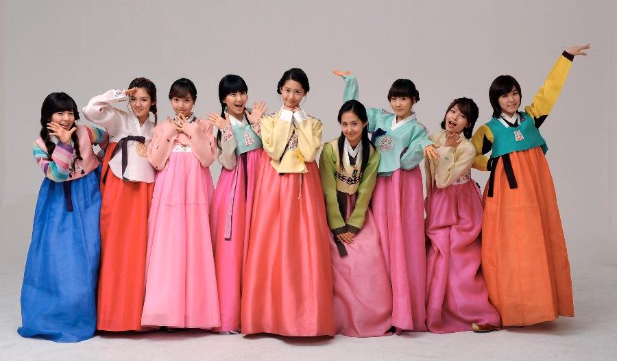 Trang phục truyền thống Hanbok