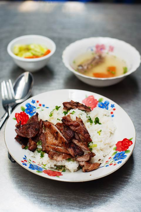 Món ngon nên thử khi du lịch Campuchia