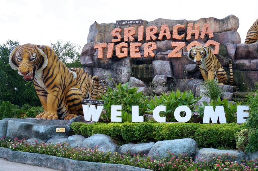 Vuờn thú Sriracha