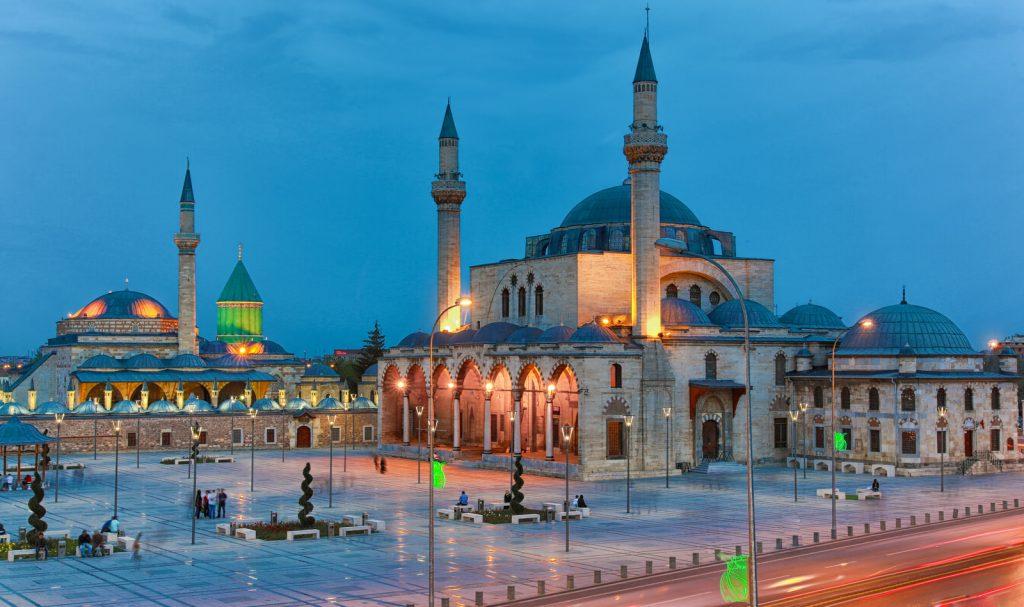 Kết quả hình ảnh cho Bảo tàngPhilosopher Mevlana Celaleddin-I Rumi